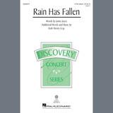 Download Ruth Morris Gray 'Rain Has Fallen' Printable PDF 11-page score for Concert / arranged 3-Part Mixed Choir SKU: 407427.