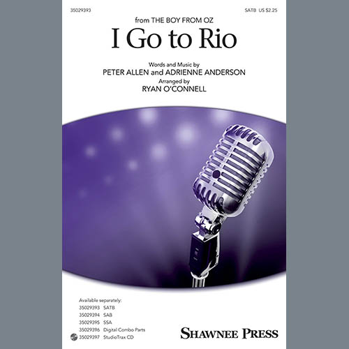 Easily Download Ryan O'Connell Printable PDF piano music notes, guitar tabs for Choir Instrumental Pak. Transpose or transcribe this score in no time - Learn how to play song progression.