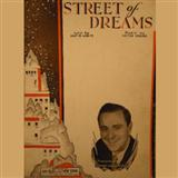 Download or print Sam Lewis Street Of Dreams Sheet Music Printable PDF 3-page score for Jazz / arranged Piano Solo SKU: 151530.
