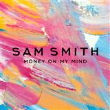 Download Sam Smith 'Money On My Mind' Printable PDF 4-page score for Pop / arranged Piano, Vocal & Guitar SKU: 118381.