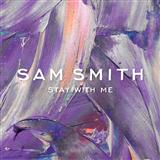 Download or print Sam Smith Stay With Me Sheet Music Printable PDF 3-page score for Rock / arranged Big Note Piano SKU: 172845.