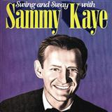 Download or print Sammy Kay Swing And Sway Sheet Music Printable PDF 4-page score for Jazz / arranged Piano, Vocal & Guitar (Right-Hand Melody) SKU: 113807.