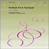Download or print Sammy Nestico Portrait Of A Trumpet - 2nd Bb Trumpet Sheet Music Printable PDF 3-page score for Jazz / arranged Brass Ensemble SKU: 371734.