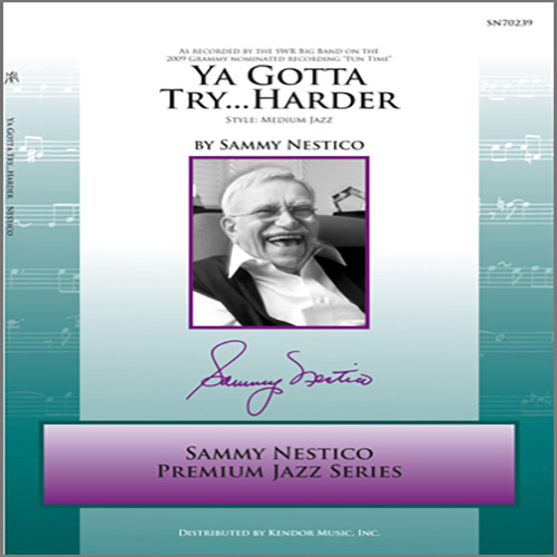 Easily Download Sammy Nestico Printable PDF piano music notes, guitar tabs for Jazz Ensemble. Transpose or transcribe this score in no time - Learn how to play song progression.