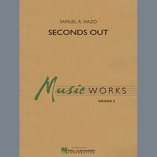 Easily Download Samuel R. Hazo Printable PDF piano music notes, guitar tabs for Concert Band. Transpose or transcribe this score in no time - Learn how to play song progression.