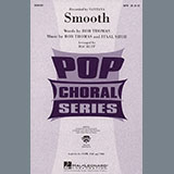 Download Santana 'Smooth (arr. Mac Huff)' Printable PDF 11-page score for Pop / arranged TBB Choir SKU: 436692.