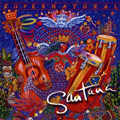 Easily Download Santana featuring Rob Thomas Printable PDF piano music notes, guitar tabs for Guitar Lead Sheet. Transpose or transcribe this score in no time - Learn how to play song progression.