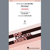 Download Sara Bareilles 'Armor (arr. Audrey Snyder)' Printable PDF 14-page score for Concert / arranged SSA Choir SKU: 415537.