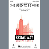 Download Sara Bareilles 'She Used To Be Mine (from Waitress the Musical) (arr. Mac Huff)' Printable PDF 14-page score for Pop / arranged SSA Choir SKU: 414489.