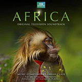 Download or print Sarah Class Bangweule Swamp (from 'Africa') Sheet Music Printable PDF 2-page score for Film/TV / arranged Piano Solo SKU: 119189.