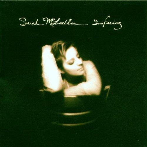 Sarah McLachlan, Adia, Piano, Vocal & Guitar (Right-Hand Melody)