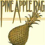 Download or print Scott Joplin Pineapple Rag Sheet Music Printable PDF 4-page score for Jazz / arranged Piano Solo SKU: 31821.