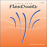 Download Scott Wagstaff 'First Year FlexDuets - Bb Tenor Sax' Printable PDF 14-page score for Instructional / arranged Woodwind Ensemble SKU: 371228.