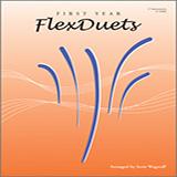 Download or print Scott Wagstaff First Year FlexDuets - Tuba Sheet Music Printable PDF 14-page score for Instructional / arranged Brass Ensemble SKU: 371221.