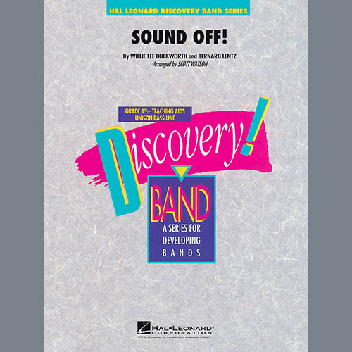 Easily Download Scott Watson Printable PDF piano music notes, guitar tabs for Concert Band. Transpose or transcribe this score in no time - Learn how to play song progression.