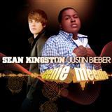 Download Sean Kingston & Justin Bieber 'Eenie Meenie' Printable PDF 2-page score for R & B / arranged Beginner Piano SKU: 123723.
