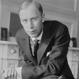 Download Sergei Prokofiev 'Playing Tag' Printable PDF 3-page score for Classical / arranged Piano Solo SKU: 73502.