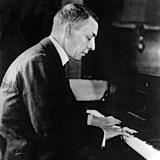 Download or print Sergei Rachmaninoff Preludes Op.32, No.5 Moderato Sheet Music Printable PDF 4-page score for Classical / arranged Piano Solo SKU: 117645.