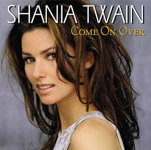 Easily Download Shania Twain Printable PDF piano music notes, guitar tabs for Super Easy Piano. Transpose or transcribe this score in no time - Learn how to play song progression.