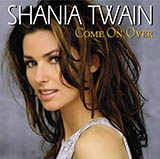 Download or print Shania Twain You're Still The One Sheet Music Printable PDF 4-page score for Country / arranged Piano, Vocal & Guitar (Right-Hand Melody) SKU: 13887.