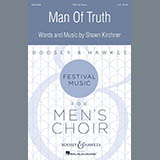 Download Shawn Kirchner 'Man Of Truth' Printable PDF 13-page score for Concert / arranged TBB Choir SKU: 415712.