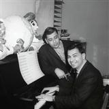 Download Sherman Brothers 'Anything Can Happen' Printable PDF 7-page score for Children / arranged Easy Piano SKU: 78167.