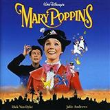 Download Sherman Brothers 'Chim Chim Cher-ee (from Mary Poppins)' Printable PDF 2-page score for Disney / arranged Violin Duet SKU: 416997.
