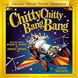 Download or print Sherman Brothers Chitty Chitty Bang Bang Sheet Music Printable PDF 4-page score for Children / arranged Easy Guitar Tab SKU: 448044.