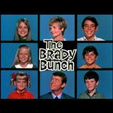 Download or print Sherwood Schwartz The Brady Bunch Sheet Music Printable PDF 4-page score for Film/TV / arranged Big Note Piano SKU: 428474.