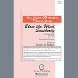 Download Shirley W. McRae 'Blow The Wind Southerly' Printable PDF 8-page score for Concert / arranged Choir SKU: 423716.