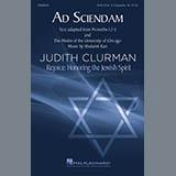Download or print Shulamit Ran Ad Sciendam Sheet Music Printable PDF 14-page score for Jewish / arranged SATB Choir SKU: 410533.