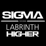 Download Sigma 'Higher (feat. Labrinth)' Printable PDF 5-page score for Pop / arranged Piano, Vocal & Guitar (Right-Hand Melody) SKU: 120747.