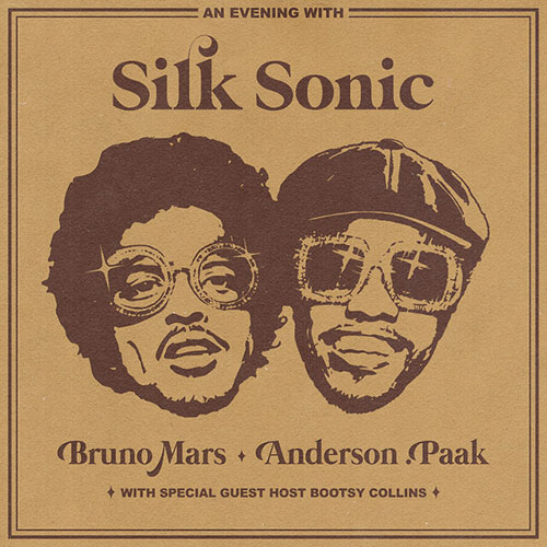 Easily Download Bruno Mars, Anderson .Paak & Silk Sonic Printable PDF piano music notes, guitar tabs for Piano, Vocal & Guitar (Right-Hand Melody). Transpose or transcribe this score in no time - Learn how to play song progression.