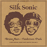 Download or print Bruno Mars, Anderson .Paak & Silk Sonic Leave The Door Open Sheet Music Printable PDF 9-page score for R & B / arranged Piano, Vocal & Guitar (Right-Hand Melody) SKU: 479939.
