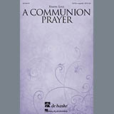 Download or print Simon Lole A Communion Prayer Sheet Music Printable PDF 6-page score for A Cappella / arranged SATB Choir SKU: 177547.