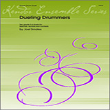 Download or print Smales Dueling Drummers Sheet Music Printable PDF 21-page score for Classical / arranged Percussion Ensemble SKU: 124760.