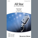 Download or print Smash Mouth All Star (As an English Madrigal) (arr. Nathan Howe) Sheet Music Printable PDF 15-page score for Pop / arranged TBB Choir SKU: 428502.