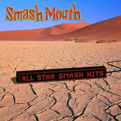 Smash Mouth, I'm A Believer, Easy Piano