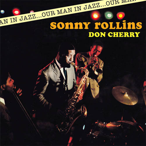 Easily Download Sonny Rollins Printable PDF piano music notes, guitar tabs for Piano Solo. Transpose or transcribe this score in no time - Learn how to play song progression.