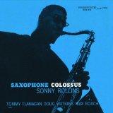 Download or print Sonny Rollins St. Thomas Sheet Music Printable PDF 7-page score for Jazz / arranged Tenor Sax Transcription SKU: 199114.