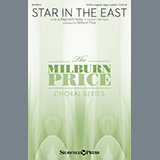 Download or print Southern Folk Hymn Star In The East (arr. Milburn Price) Sheet Music Printable PDF 6-page score for A Cappella / arranged SATB Choir SKU: 503286.