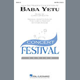 Download Soweto Gospel Choir 'Baba Yetu (from Civilization IV)' Printable PDF 15-page score for African / arranged SATB Choir SKU: 417157.