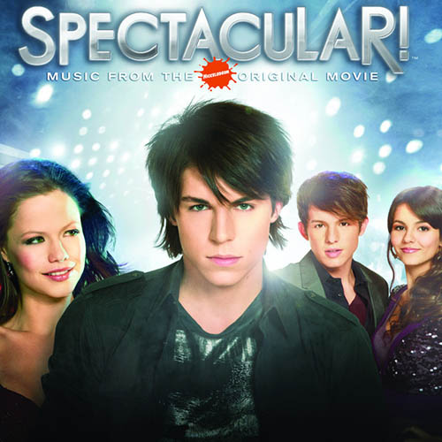 Easily Download Spectacular! (Movie) Printable PDF piano music notes, guitar tabs for Piano, Vocal & Guitar (Right-Hand Melody). Transpose or transcribe this score in no time - Learn how to play song progression.