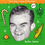 Download Spike Jones & The City Slickers 'All I Want For Christmas Is My Two Front Teeth' Printable PDF 3-page score for Children / arranged Piano Solo SKU: 160415.