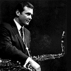 Download Stan Getz 'Funkallero' Printable PDF 8-page score for Jazz / arranged Alto Sax Transcription SKU: 419064.