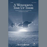 Download or print Pat Boone A Wonderful Time Up There (Everybody's Gonna Have A Wonderful Time Up There) (arr. Stan Pethel) Sheet Music Printable PDF 17-page score for Gospel / arranged SATB Choir SKU: 156871.