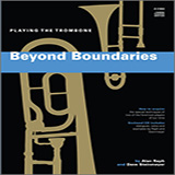 Download or print Steinmeyer & Raph Beyond Boundaries Sheet Music Printable PDF 75-page score for Classical / arranged Instrumental Method SKU: 124764.