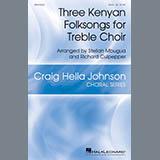 Download Stellah Mbugua and Richard Culpepper 'Three Kenyan Folksongs for Treble Choir' Printable PDF 27-page score for Concert / arranged SSA Choir SKU: 415681.
