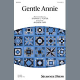 Download or print Stephen C. Foster Gentle Annie (arr. Andrew Parr) Sheet Music Printable PDF 6-page score for Concert / arranged TB Choir SKU: 427783.