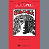 Download or print Stephen Schwartz Godspell Medley (arr. Greg Gilpin) Sheet Music Printable PDF 14-page score for Musical/Show / arranged 2-Part Choir SKU: 413237.